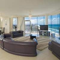 Four-Bedroom Penthouse with Ocean Views