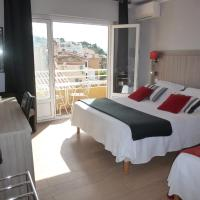Comfort Triple Room with Balcony and Village View