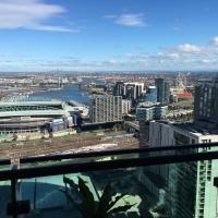 Fotos del hotel: City View on 38F Melbourne CBD Homestay, Melbourne