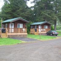 Seaside Camping Resort Deluxe Studio Cabin 2
