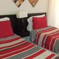 Two-Bedroom Apartment (1 Queen & 2 Single Beds)