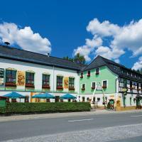 Hotelbilleder: Hotel Gasthof zum Walfisch, Zwota