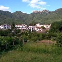 Le colline della Costiera Amalfitana