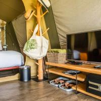 Eco Safari Tent Cluster