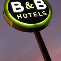 Hotel Pictures: B&B Hôtel Saint-Brieuc, Tregueux