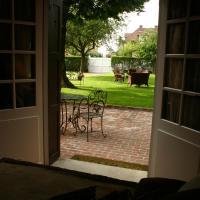 Standard Double Room - Charles (ground garden)