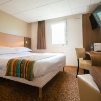 Hotel Pictures: Brit Hotel Le Kerann Nantes St Herblain - Zac De La Lorie, Saint-Herblain