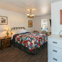 Bonanza Room with One Queen Bed
