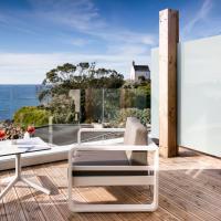 Batz Deluxe Room Terrace Sea