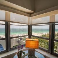 Deluxe Ocean Front King with Balcony