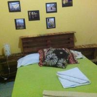 Double Room with Double bed and Shared Bathroom