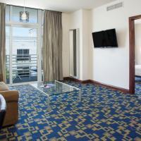Luxury One-Bedroom Suite