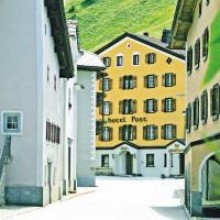 Hotel Pictures: Hotel Post, Bivio
