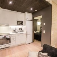 Comfort One-Bedroom Apartment with Fireplace