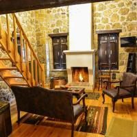 Split-Level Suite with Fireplace