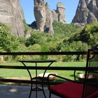 Economy Double Room with Meteora View