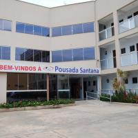 Hotel Pictures: Pousada Santana - Trindade Goiás, Trindade