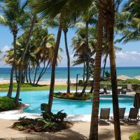 Beachfront Villa in the Rio Mar Resort
