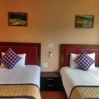 Twin Room with Mountain View
