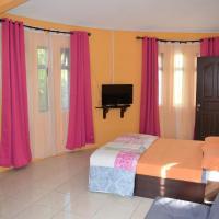 Deluxe Double Room with Garden View