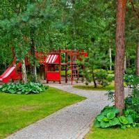 Two-Bedroom Apartment with Garden View - 50/29 Wojska Polskiego Street
