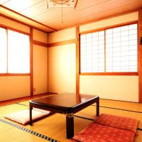 Japanese-Style Quadruple Room with Shared Bathroom