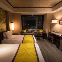 Executive Twin Room with Sofa bed and City View