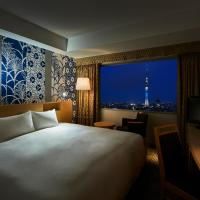 Superior Double Room with Tokyo Sky Tree View - Non-Smoking