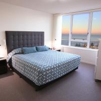Aspect Three-Bedroom Apartment with Spa Bath
