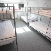 Bed in 8-Bunk Dormitory Room