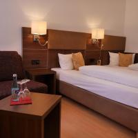 Hotelbilleder: Romantica Hotel Blauer Hecht, Dinkelsbühl