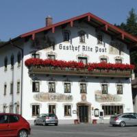 Hotel Pictures: Hotel Alte Post, Siegsdorf