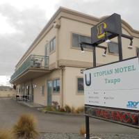 Fotos do Hotel: Utopian Motel Taupo, Taupo