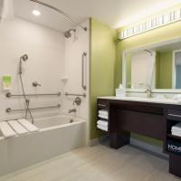 King Suite - Mobility/Hearing Accessible