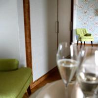 Junior Suite with Lake View (4 Adults)