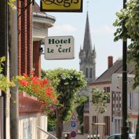 Hotel Pictures: Logis Hotel Le Cerf, Briare