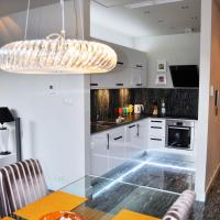 Executive One-Bedroom Apartment with Terrace