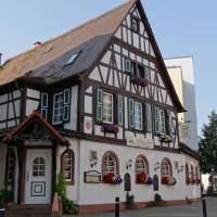 Hotelbilleder: Hotel Schützenhof mit Loungegarten, Bürstadt