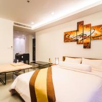 Studio Apartment with Sea View (804 B)