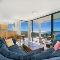 Three-Bedroom Apartment - Penthouse
