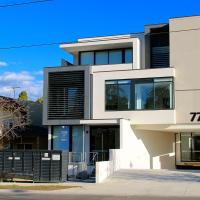 Hotel Pictures: Whitehorse Apartments Hotel, Box Hill
