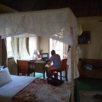 Mikumi safari lodge