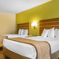 Queen Suite with Two Queen Beds - Disability Access - Non-Smoking