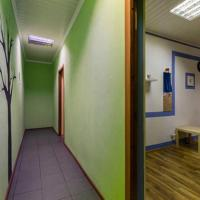 Double Capsule in 4-Bed Dormitory Room