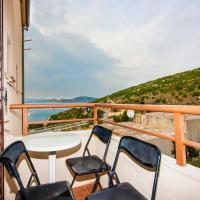 Studio with Balcony