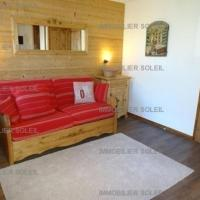 Hotel Pictures: Rental Apartment Bourgeon - Valmorel, Valmorel