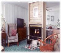 Deluxe King Suite with Dry Sauna