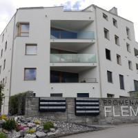 Hotel Pictures: Heidi-Immo Promenada Flem A6 / 34, Flims