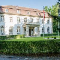 Hotelbilleder: Hotel Villa Altenburg, Pößneck