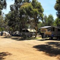 Hotelbilleder: Western KI Caravan Park & Wildlife Reserve, Flinders Chase